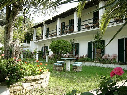 Kahlua – zahrada